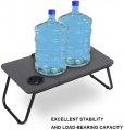 Ergonomically Adjustable Laptop Stand for Bed,Fits up to 17 Inches Laptop Desk for Bed and Sofa