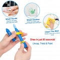 Washable Crayons Tempera Paint Sticks for Kids