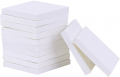 12 Pack Mini Canvas Panels for Painting Craft Drawing (3 x 3 Inch)