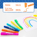 Washable Solid Tempera Paint Markers (6 Pack)