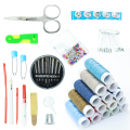 Sewing Kits, Sewing Supplies with Buttons/Needle/Scissors etc, Large Basic Sewing Kit for College Student, Kids, Beginners, Men, Women, 126Pcs