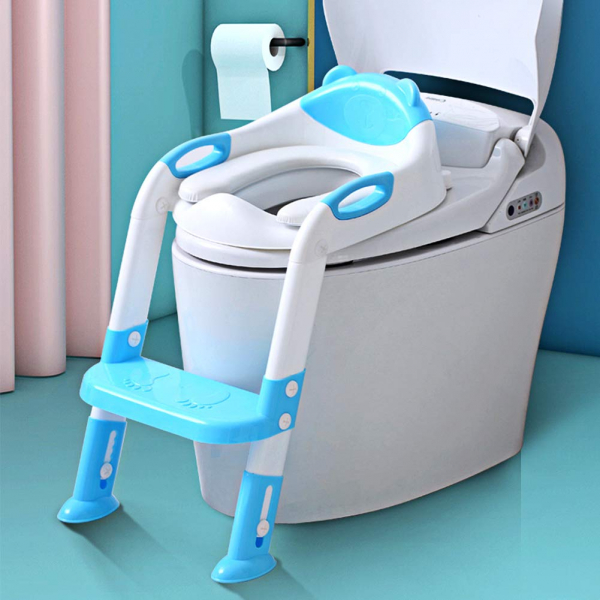 Potty Training Seat with Step Stool Ladder