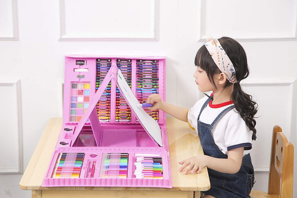 208-Piece Drawing kit for Kids