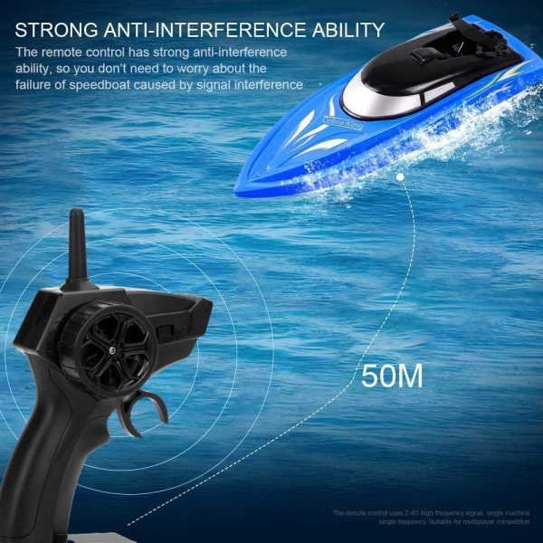High Speed Remote Control Boats Toy for Kids and Adults