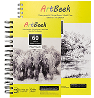 ArtBeek Sketching Papers and Watercolor Papers